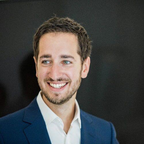 Lucien Derhy, co-fondateur et CTO de Digitevent